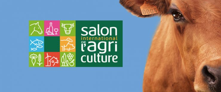 Affiche du Salon International de l'Agriculture